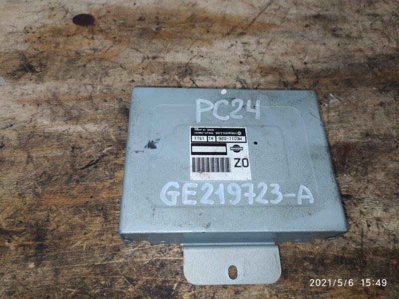 Блок управления двс Nissan Serena PC24 SR20DE 2000