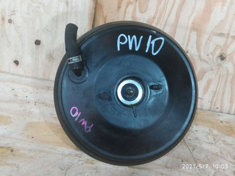 Вакуумный усилитель тормоза и сцепления Nissan Avenir PW10 SR20DE 1997