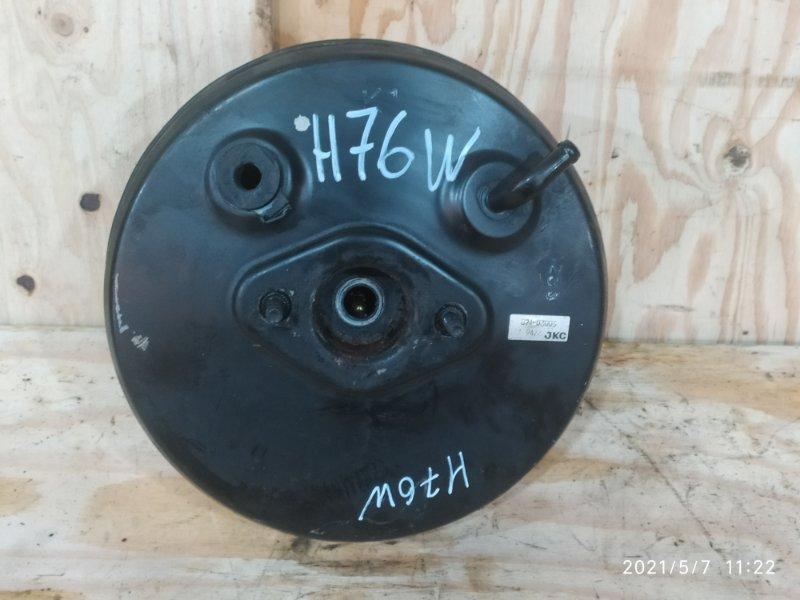Вакуумный усилитель тормоза и сцепления Mitsubishi Pajero Io H76W 4G93 1999