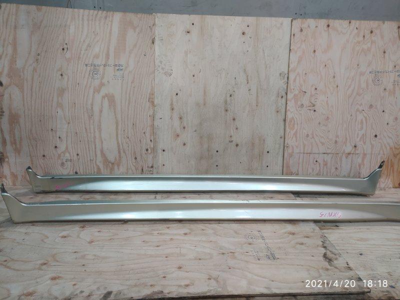 Порог Toyota Nadia SXN15 3S-FE 2001