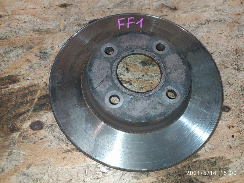 Диск тормозной Ford Focus FYDA 2001 передний