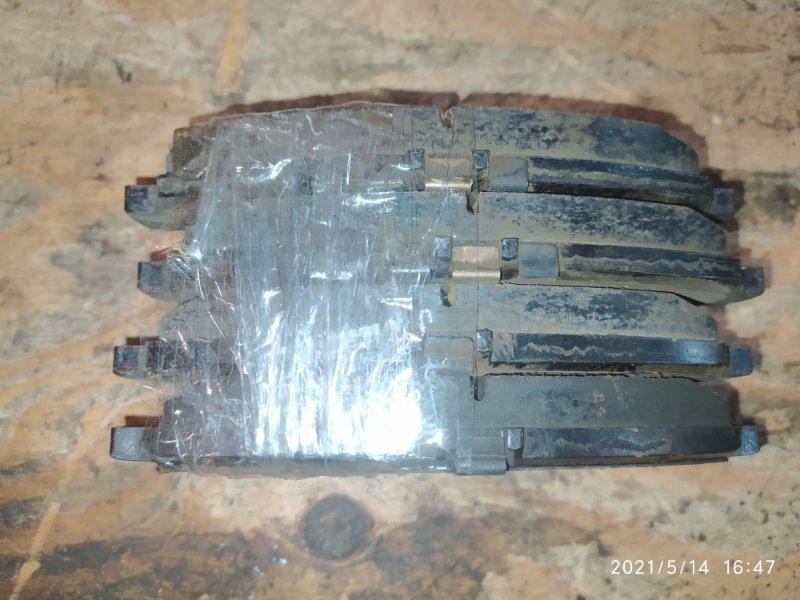Колодки тормозные Honda Airwave GJ1 L15A 2006 передние