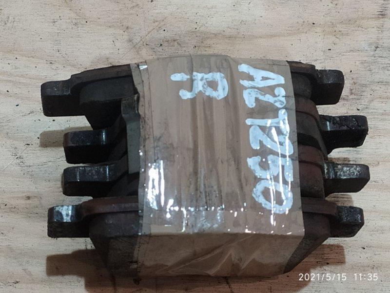 Колодки тормозные Toyota Avensis AZT250 1AZ-FSE 2006 задние