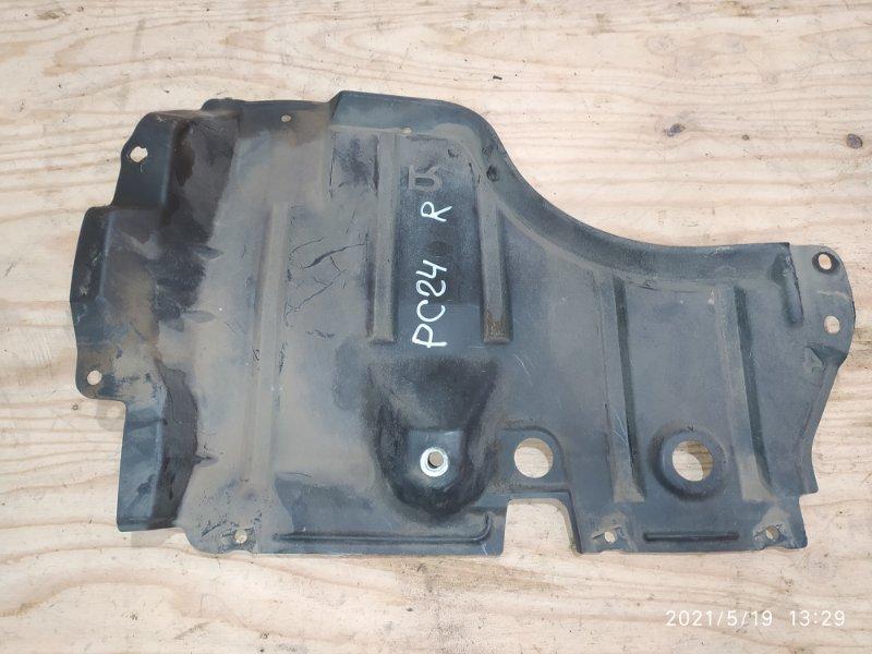 Защита двс Nissan Serena PC24 SR20DE 2000 правая