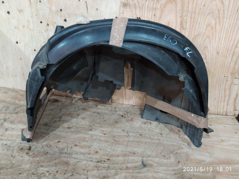 Подкрылок Bmw 525I E60 N52B25 2008 передний правый