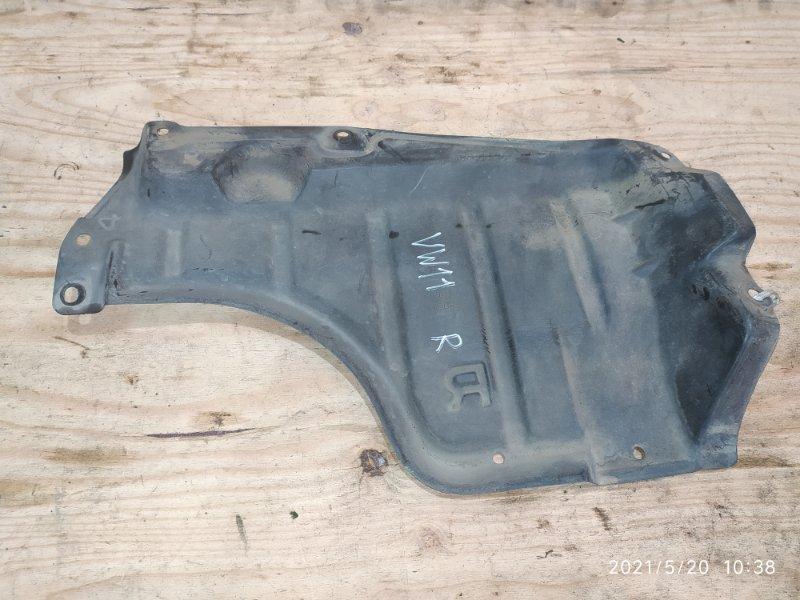 Защита двс Nissan Expert VW11 QG18DE 2001 правая