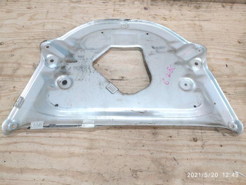 Защита двс Bmw 525I E60 N52B25 2008