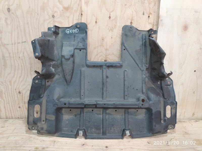 Защита двс Toyota Mark Ii GX110 1G-FE 2001