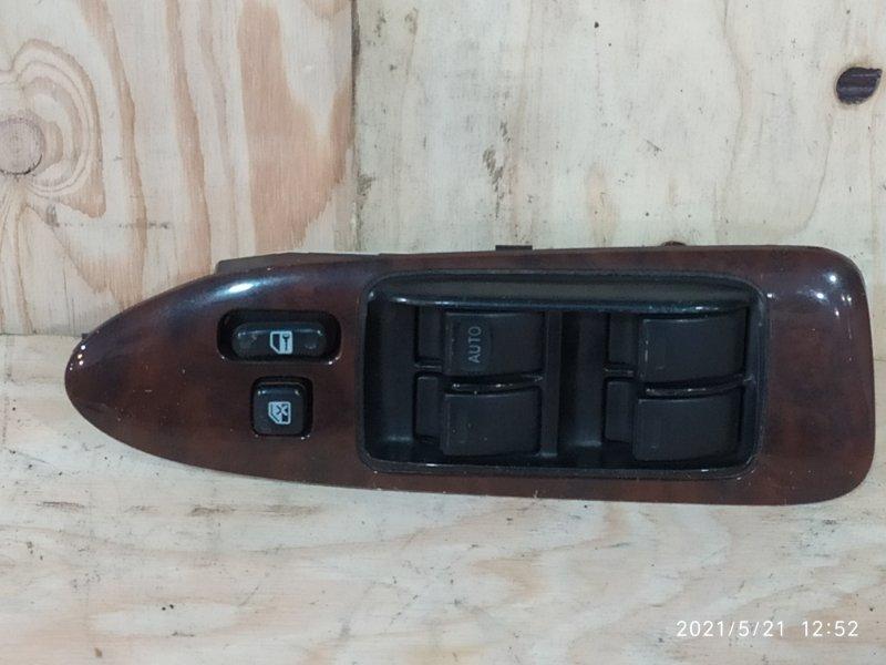 Блок управления стеклоподъемниками Toyota Mark Ii Qualis SXV25W 5S-FE 1998