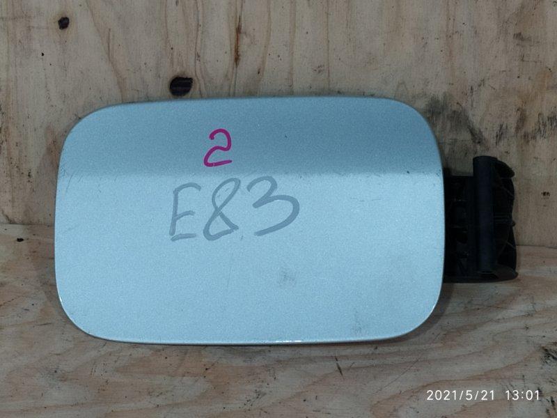 Лючок топливного бака Bmw X3 E83 N52B30 2007