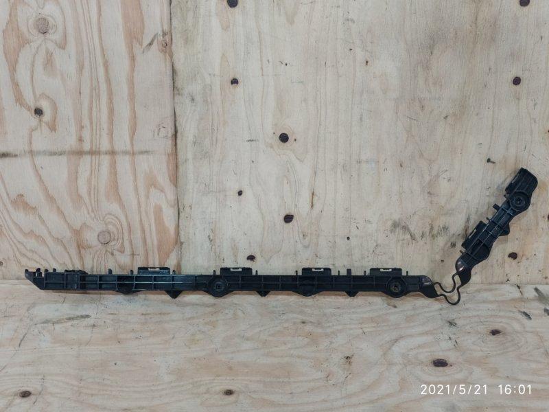 Клипса бампера Toyota Camry AVV50 2AR-FXE 2014 задняя левая