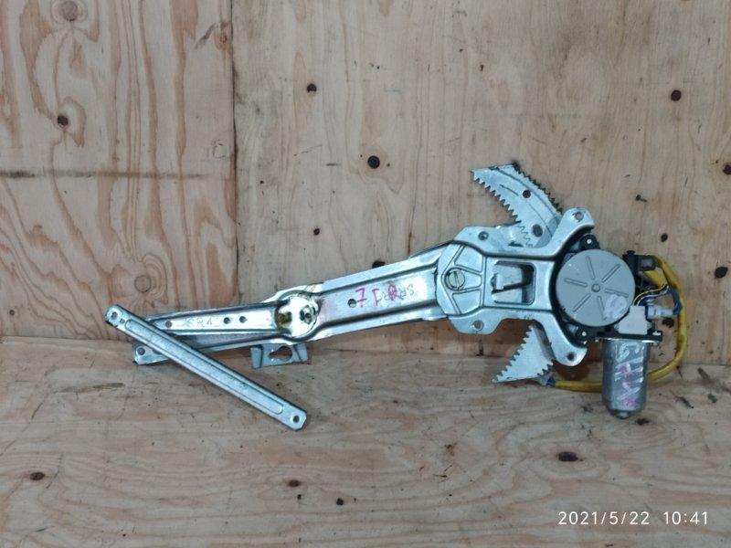 Стеклоподъемник Honda Hr-V GH4 D16A 2004 передний правый
