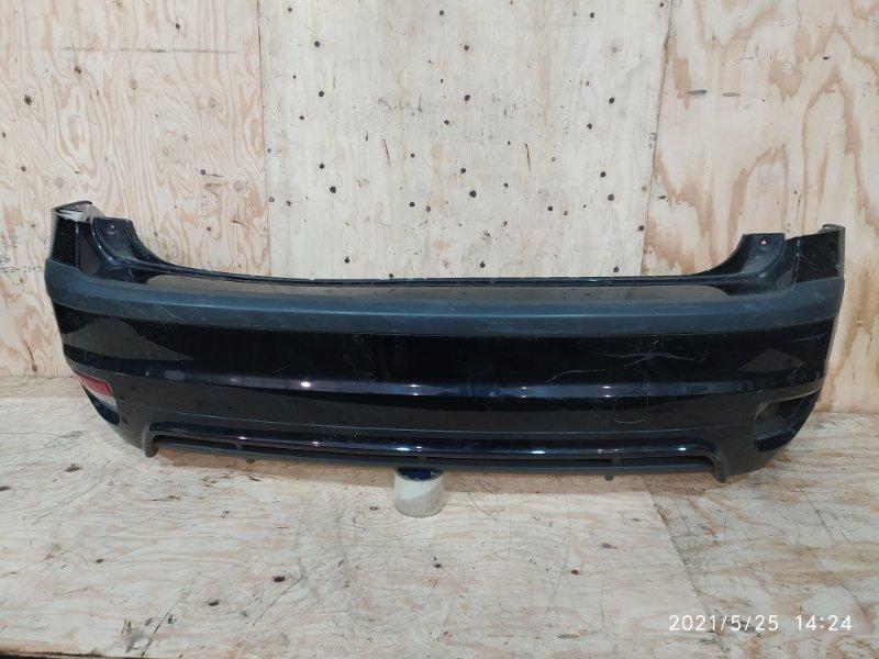 Бампер Ford Focus AODA 2006 задний
