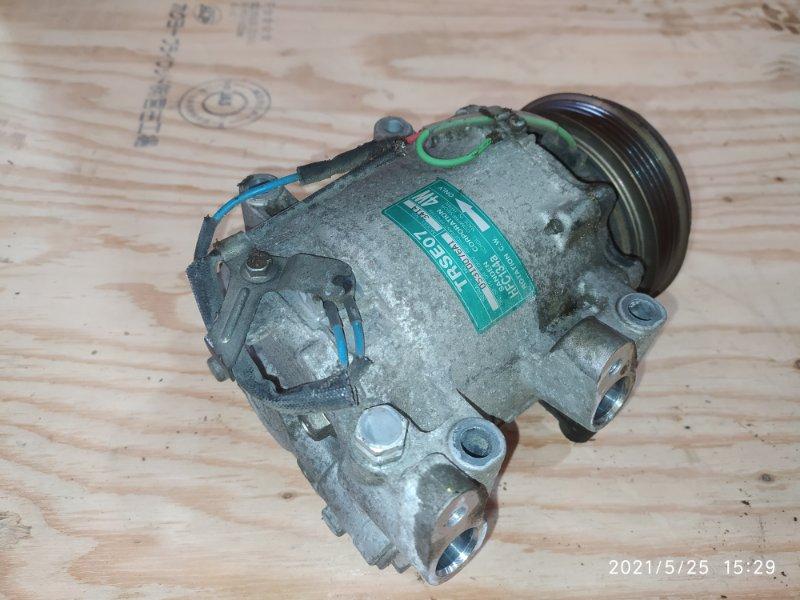 Компрессор кондиционера Honda Airwave GJ1 L15A 2006
