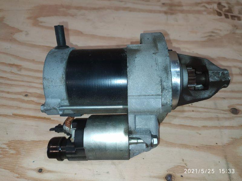 Стартер Honda Airwave GJ1 L15A 2006