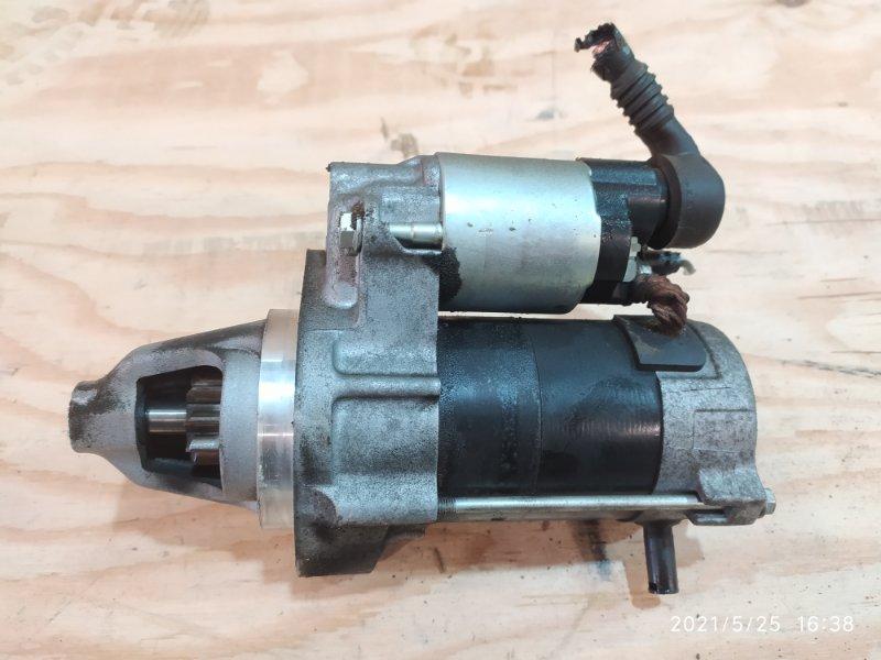 Стартер Honda Fit GD1 L13A 2006