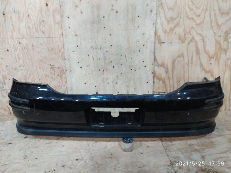 Бампер Honda Avancier TA1 F23A 2002 задний