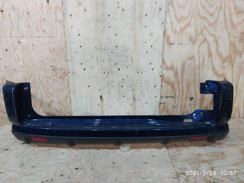 Бампер Honda Cr-V RD4 K20A 2003 задний