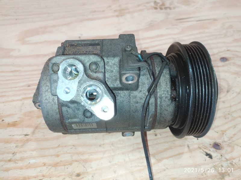 Компрессор кондиционера Honda Odyssey RA6 F23A 2001