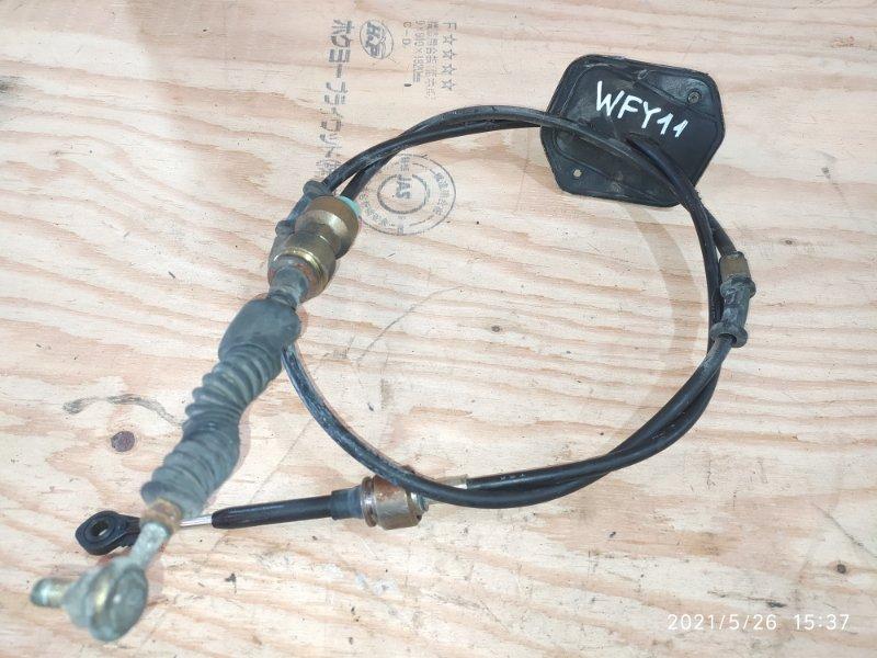 Трос кпп Nissan Wingroad WFY11 QG15DE 2002