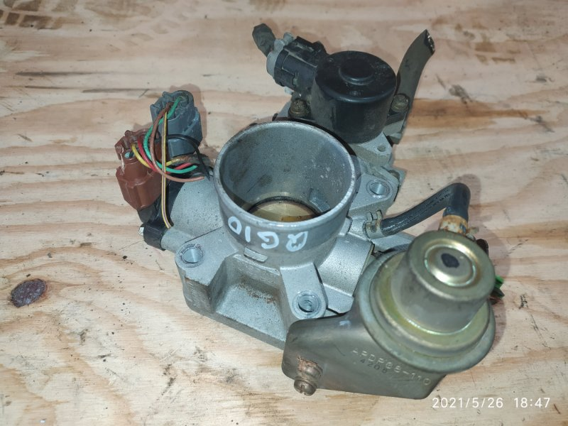 Заслонка дроссельная Nissan Bluebird Sylphy QG10 QG18DE 2004