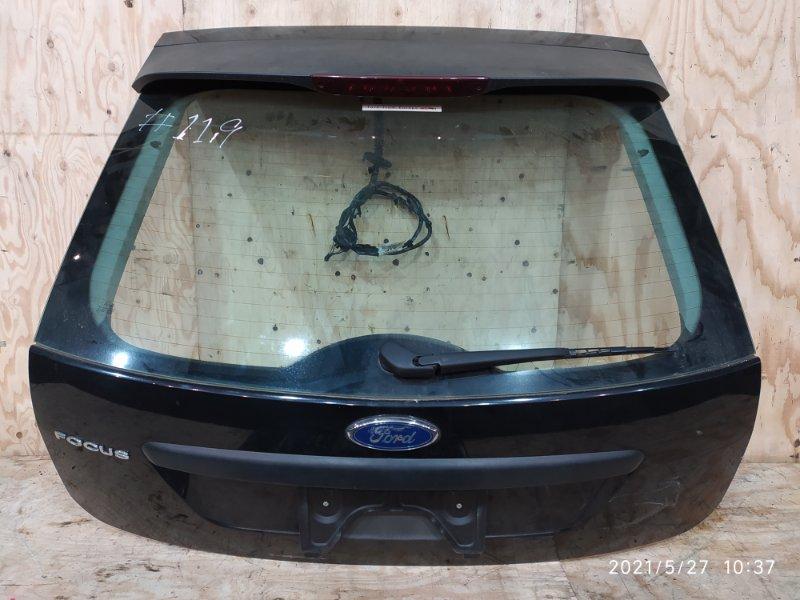 Дверь задняя багажника Ford Focus AODA 2006