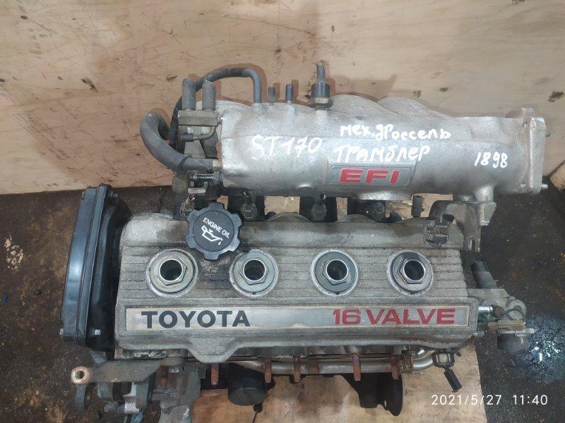 Двигатель Toyota Corona ST170 4S-FE 1992