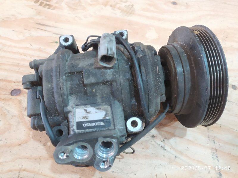 Компрессор кондиционера Toyota Corona ST170 4S-FE 1992