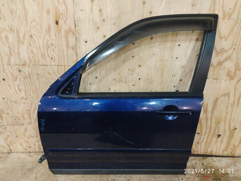 Дверь боковая Honda Cr-V RD4 K20A 2003 передняя левая