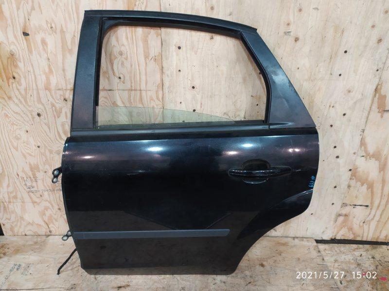 Дверь боковая Ford Focus AODA 2006 задняя левая