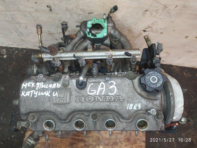 Двигатель Honda Logo GA3 D13B 1999