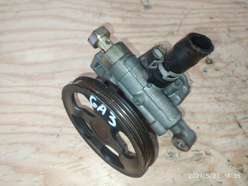 Насос гидроусилителя Honda Logo GA3 D13B 1999