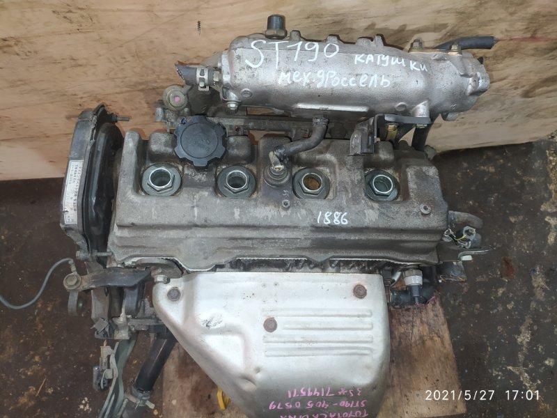 Двигатель Toyota Caldina ST191G 3S-FE 1997