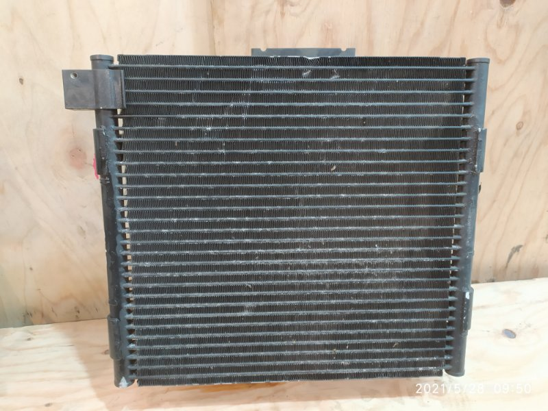 Радиатор кондиционера Honda Logo GA3 D13B 1999