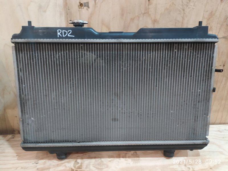 Радиатор двигателя Honda Cr-V RD2 B20B 2000