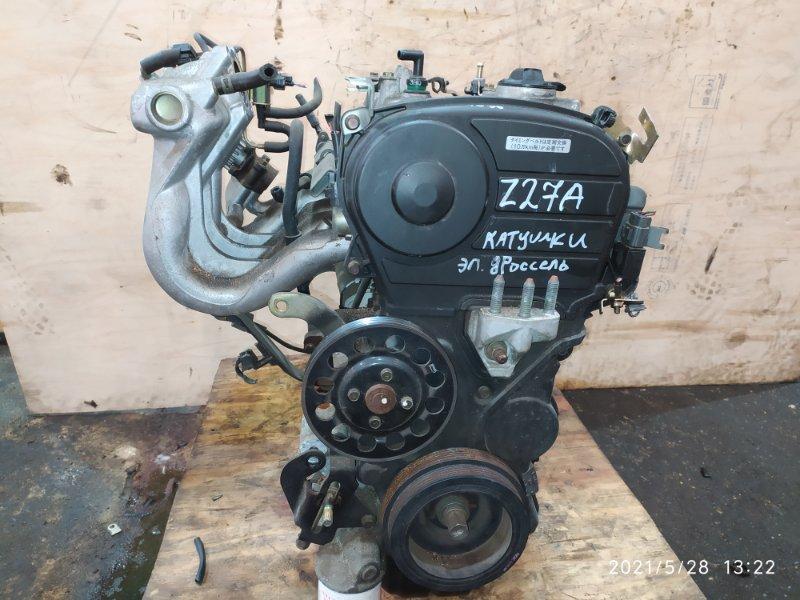 Двигатель Mitsubishi Colt Z27A 4G15 2003