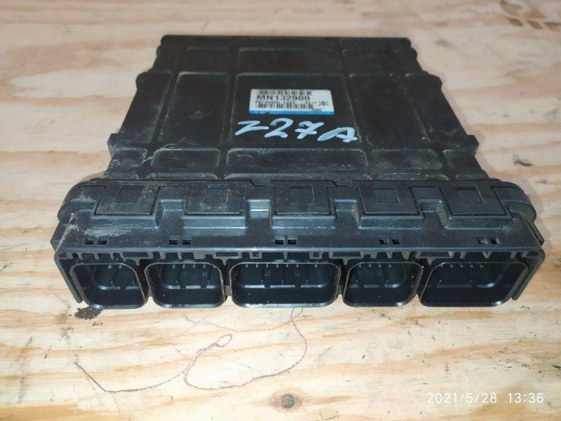 Блок управления двс Mitsubishi Colt Z27A 4G15 2003