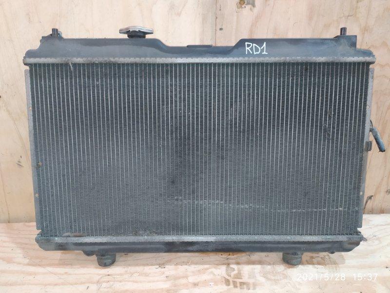 Радиатор двигателя Honda Cr-V RD1 B20B 1998