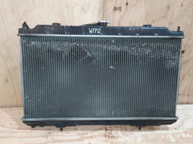 Радиатор двигателя Nissan Primera WTP12 QR20DE 2002