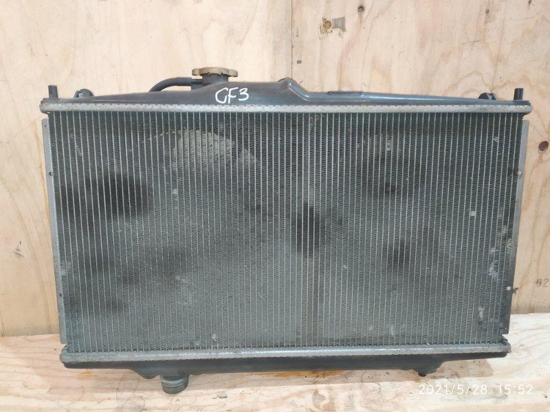Радиатор двигателя Honda Accord CF3 F18B 1998