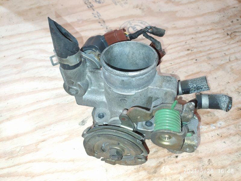 Заслонка дроссельная Nissan Bluebird EU14 SR18DE 1998
