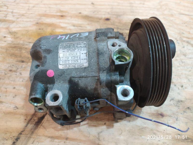 Компрессор кондиционера Nissan Bluebird EU14 SR18DE 1998