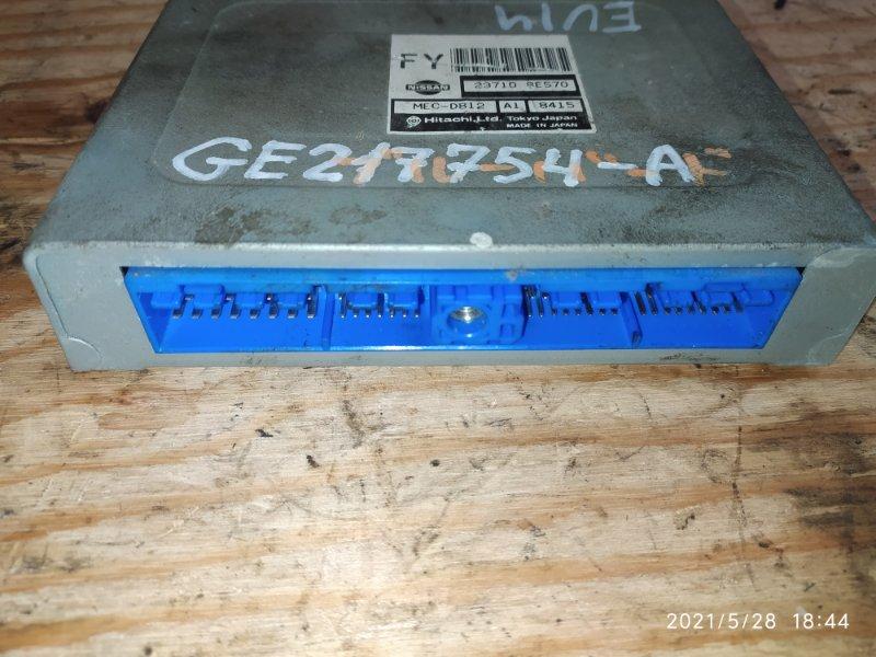 Блок управления двс Nissan Bluebird EU14 SR18DE 1998