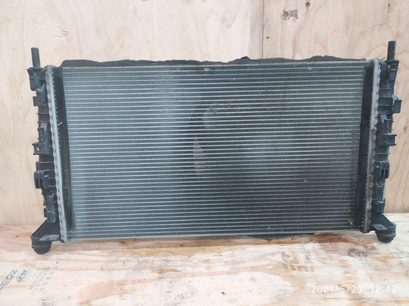 Радиатор двигателя Ford Focus AODA 2006