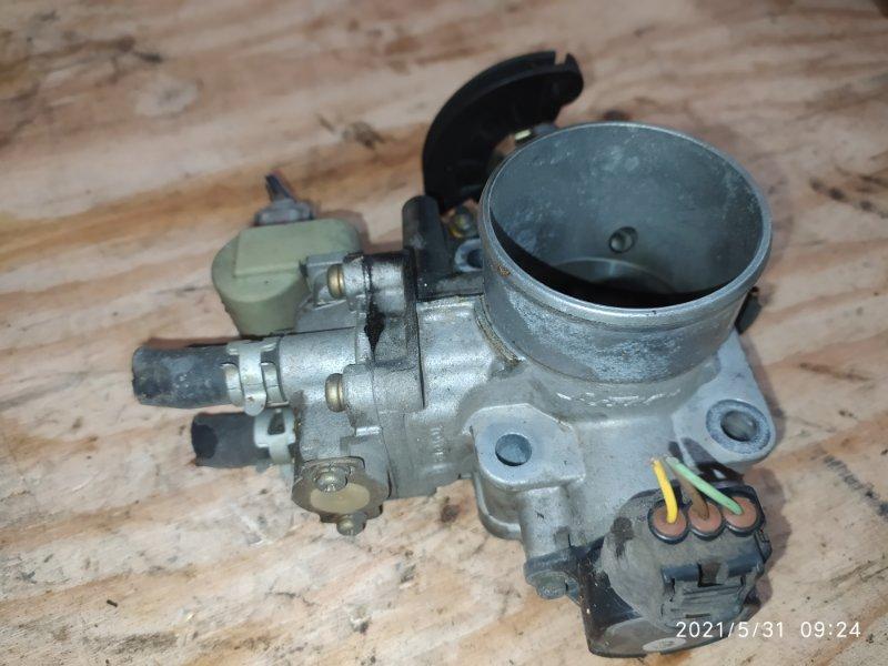 Заслонка дроссельная Toyota Caldina AT191G 7A-FE 1996