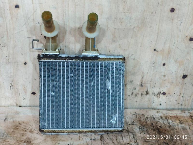 Радиатор отопителя Nissan Bluebird EU14 SR18DE 1998