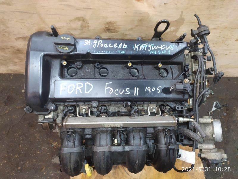 Двигатель Ford Focus AODA 2006