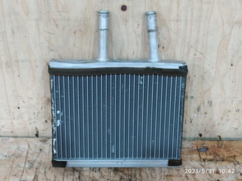 Радиатор отопителя Nissan Primera WTP12 QR20DE 2002