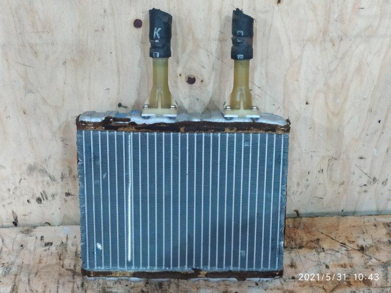 Радиатор отопителя Nissan Tino HV10 SR20DE 1999
