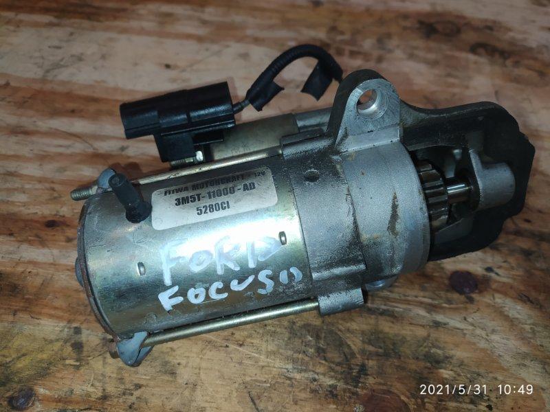 Стартер Ford Focus AODA 2006